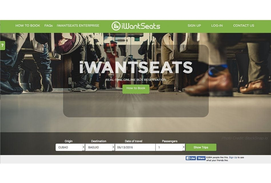 Bus Reservations At Your Fingertips with Iwantseats